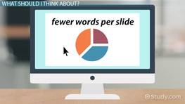 Using PowerPoint Effectively in a Business Meeting