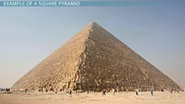 Square Pyramid: Definition & Properties