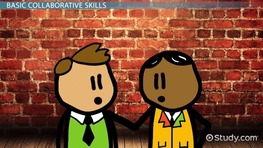 Collaborative Skills: Definition & Explanation