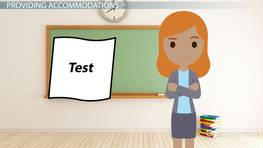 Testing Accommodations for ESL Students