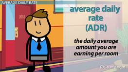 Managing Average Daily Rate in the Hospitality Industry