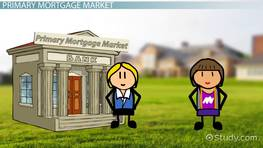 Primary vs. Secondary Mortgage Markets: Definition & Differences