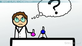 What Is Pure Chemistry? Definition & Examples