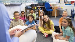 Teaching Listening Skills to Children