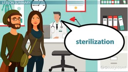 What is Sterilization? - Definition, Methods & Types
