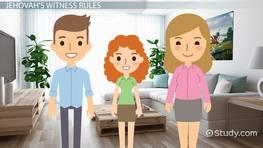 Jehovah's Witnesses: Origin, Founder & History | Study com