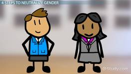 Overcoming Gender Differences & Stereotypes in Negotiation
