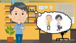 What is Age Discrimination in the Workplace? - Definition, Cases & Examples