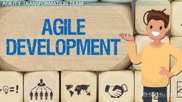 Developing Agility Transformation Teams