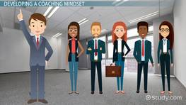 How to Develop a Coaching Mindset as a Manager