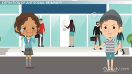 Antisocial Behavior: Definition & Examples