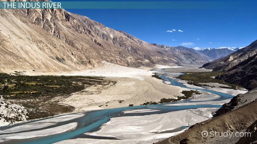 Indus River: Definition, Location & Facts - Video & Lesson ...