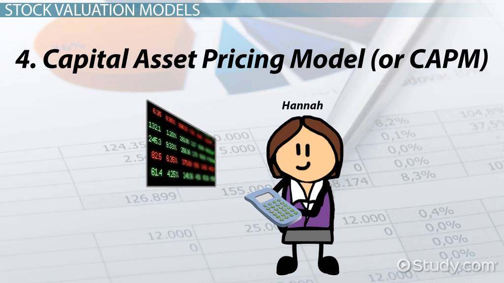 stock valuation lessons