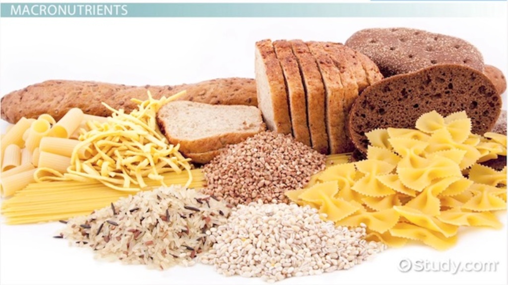 Foods Rich In Healthy Carbohydrates