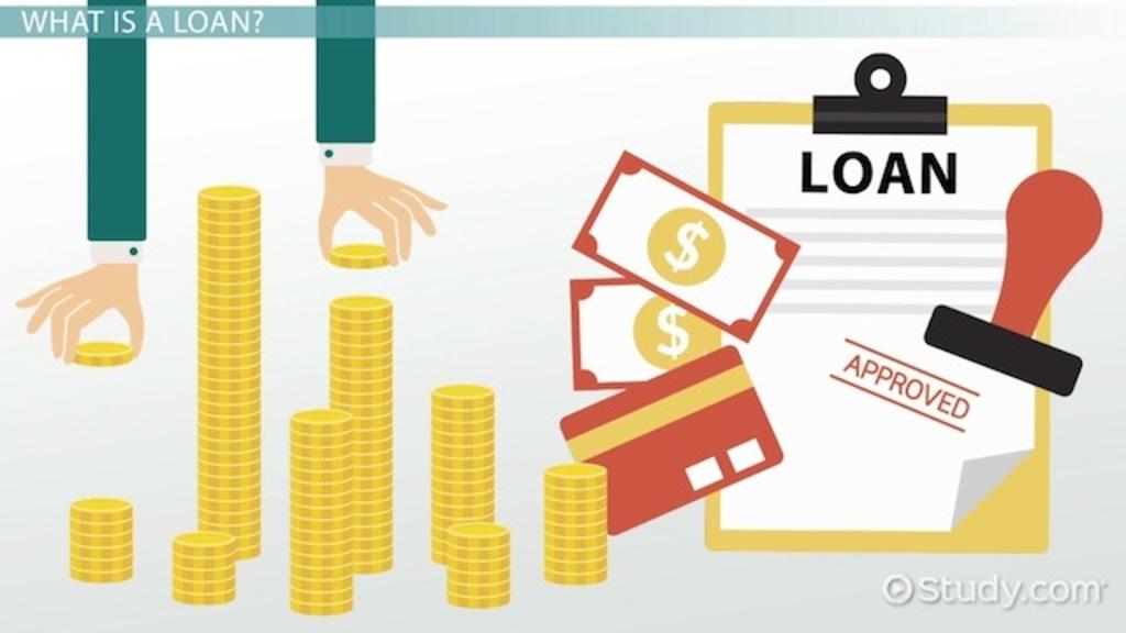 What is a Loan? - Definition, Types, Advantages & Disadvantages - Video & Lesson Transcript ...