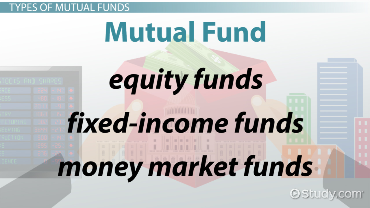 what is a mutual fund? - definition, types, advantages & examples