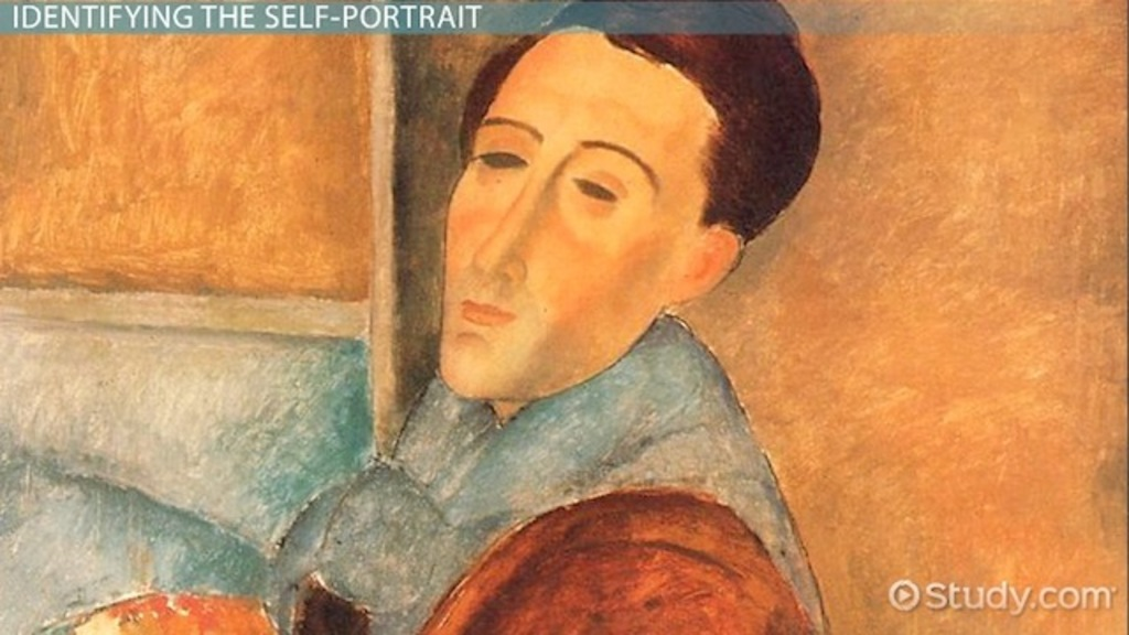 What Is A Self Portrait Definition Artists Examples Video