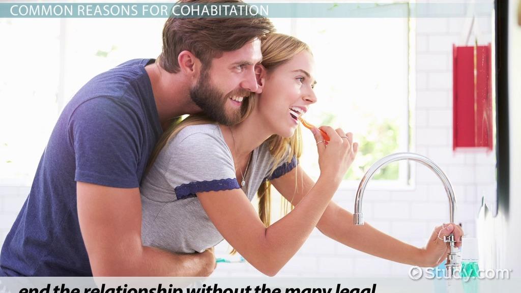 the negative effects of cohabitation Cohabitation among disadvantaged americans: research findings and 23 effects of cohabitation on have found both positive and negative effects on marriage.