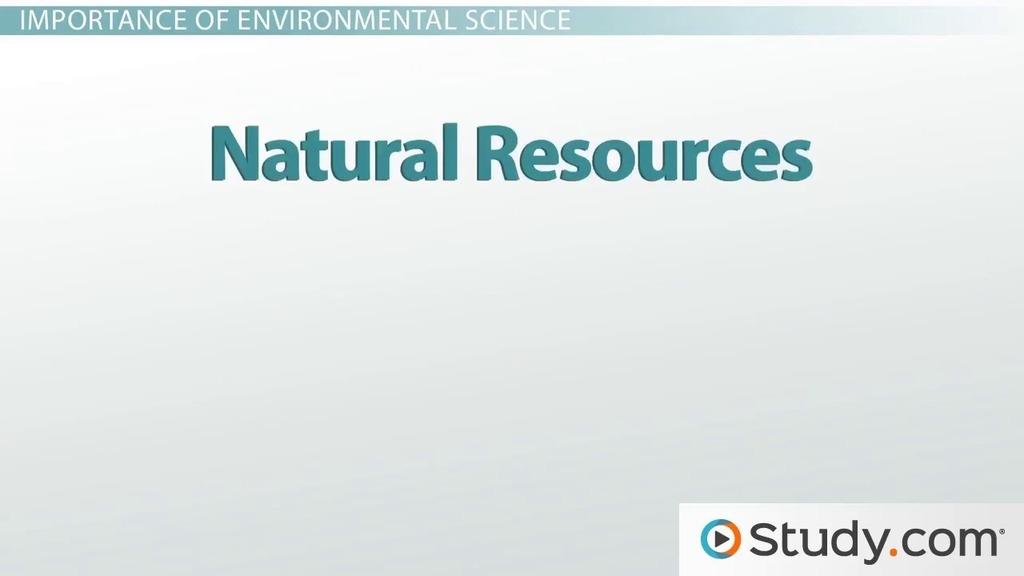 what is environmental science definition and scope of the field