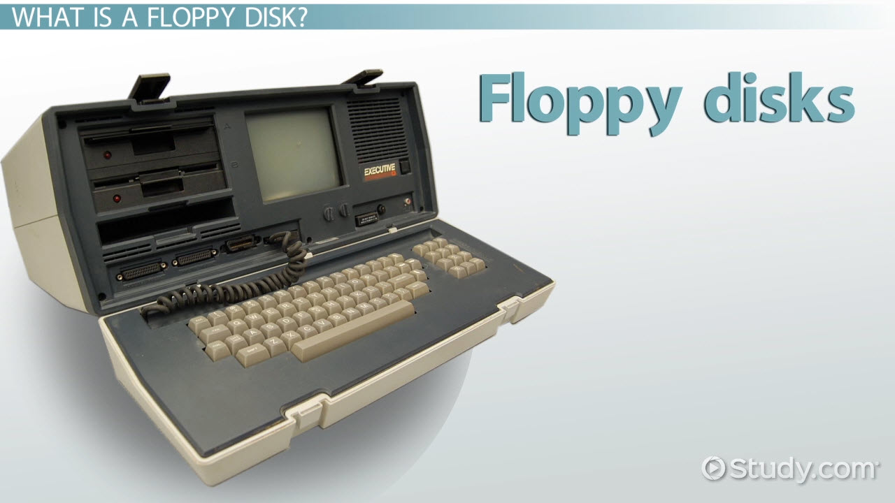 What Is A Floppy Disk Definition Advantages