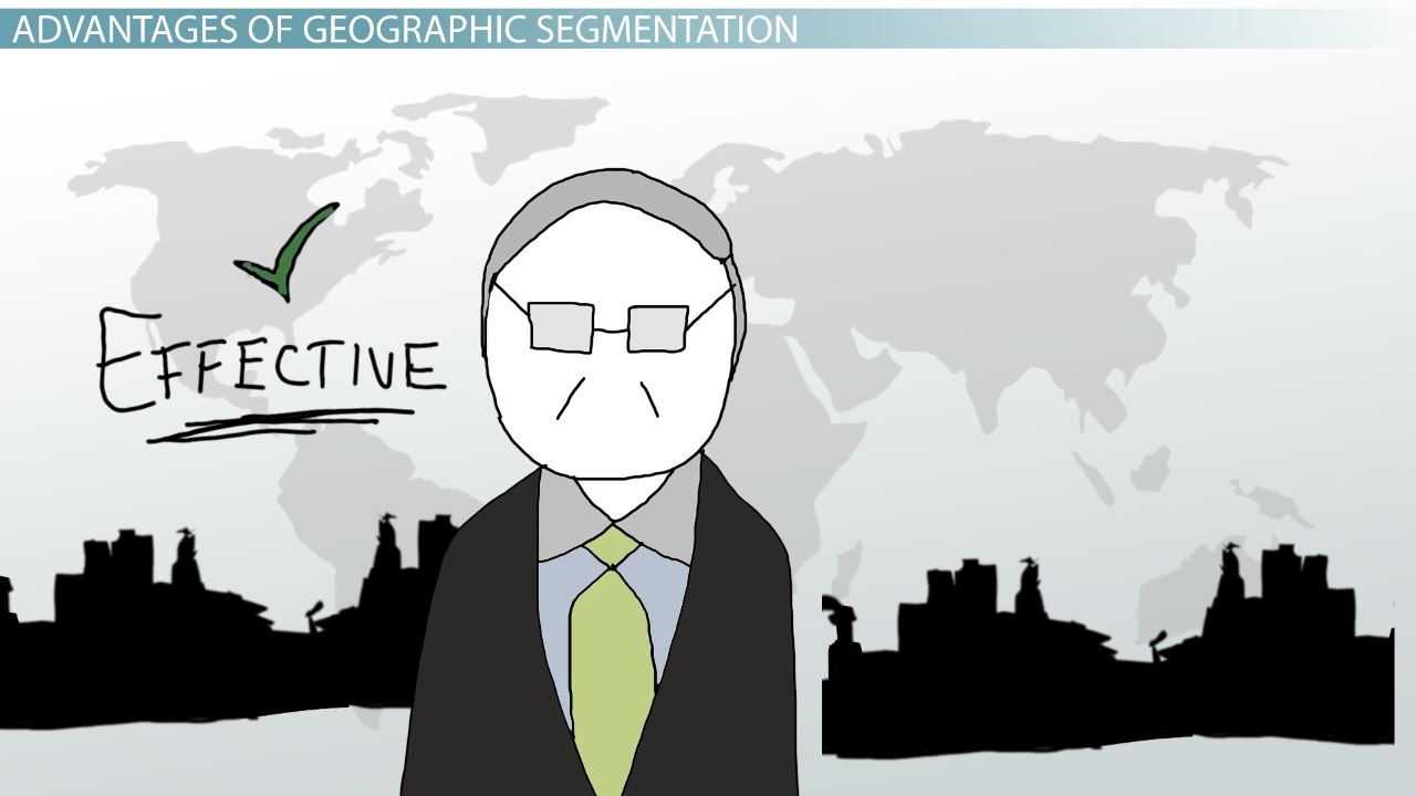 What Is Geographic Segmentation In Marketing Definition