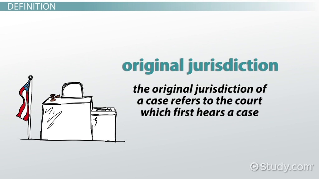 limited jurisdiction definition