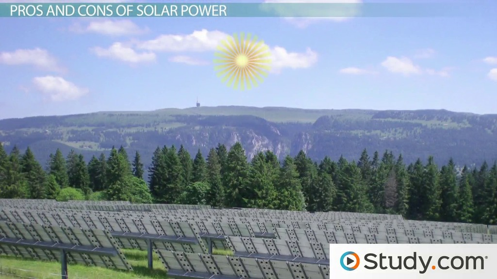an introduction to solar energy essay