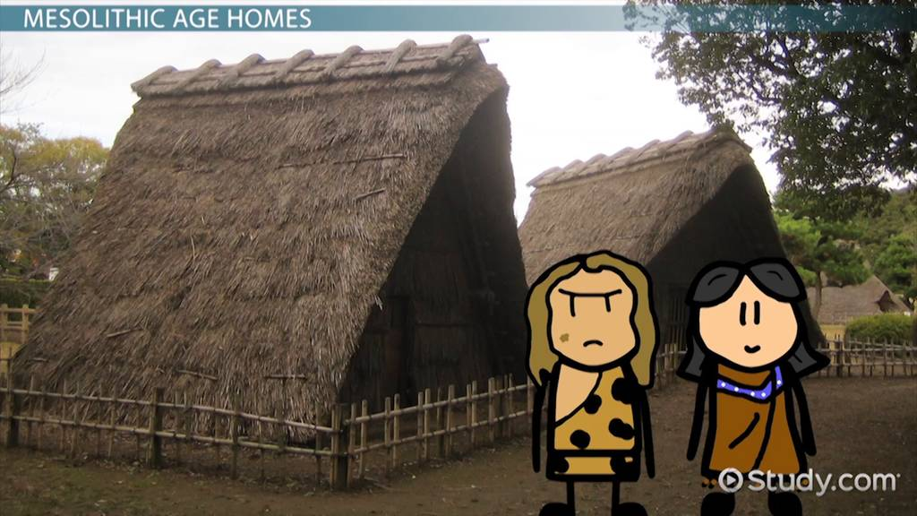New and old stone age differences and dating