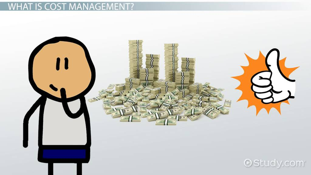 importance of project cost management pdf