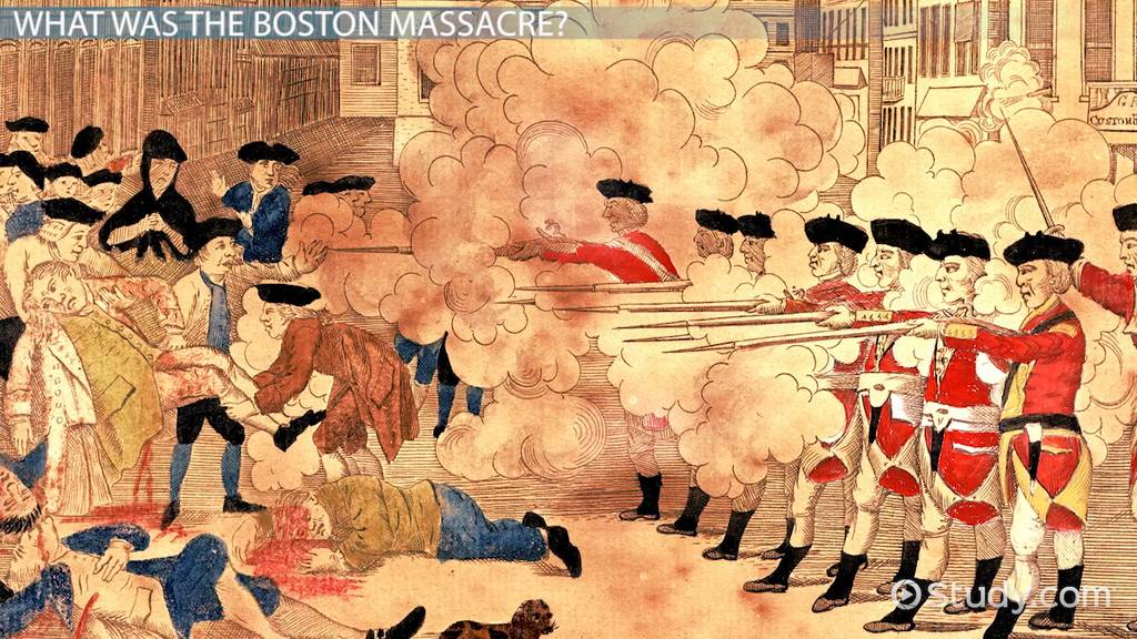 why was the boston massacre important lesson for kids