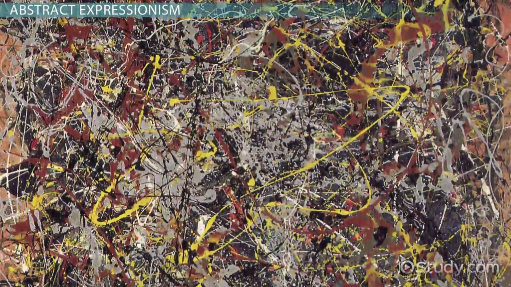 Abstract Expressionism Definition History