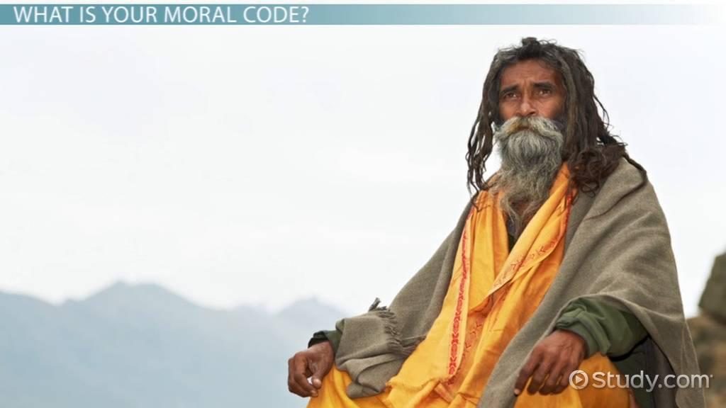 moral code  definition  u0026 examples