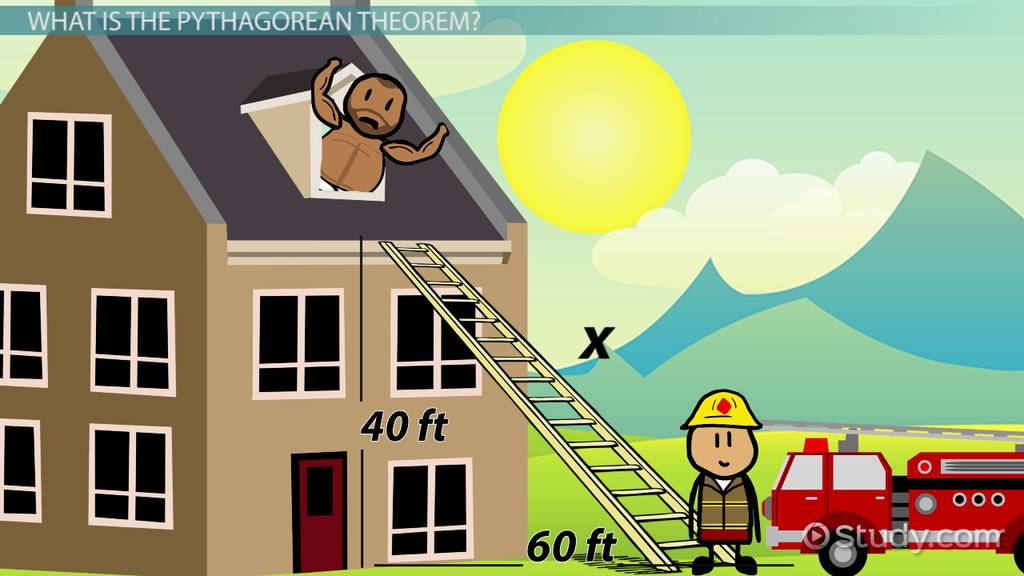 Pythagoras Theorem Examples In Everyday Life