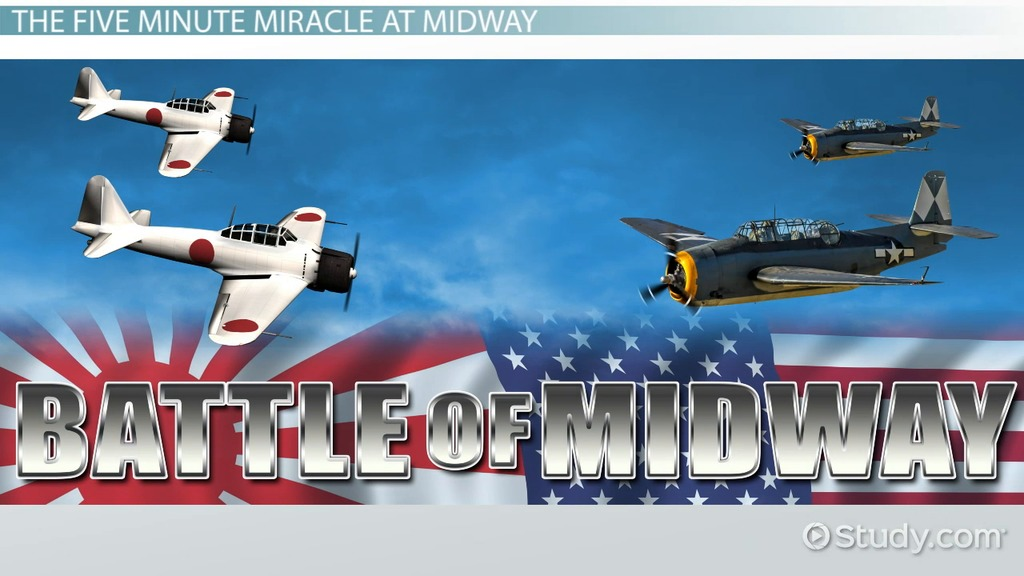 the battle of midway  definition  summary  facts