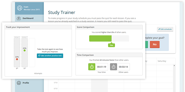 Study At Your Own Pace With Trainer