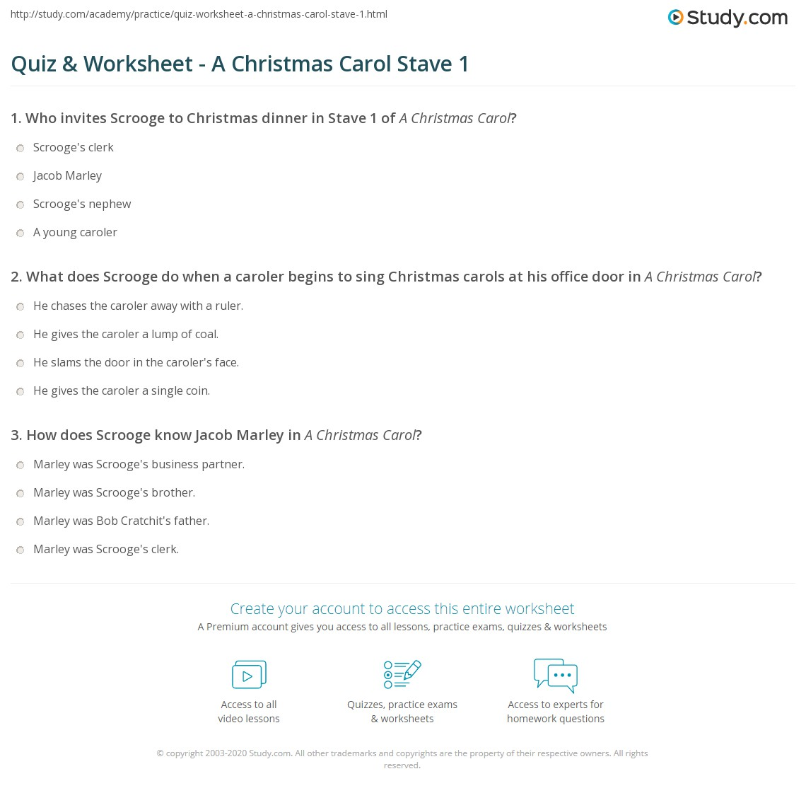 a christmas carol stave 1 essay questions kreditqzz a christmas carol study guide contains a biography of charles dickens literature essays a complete e text quiz questions major themes characters
