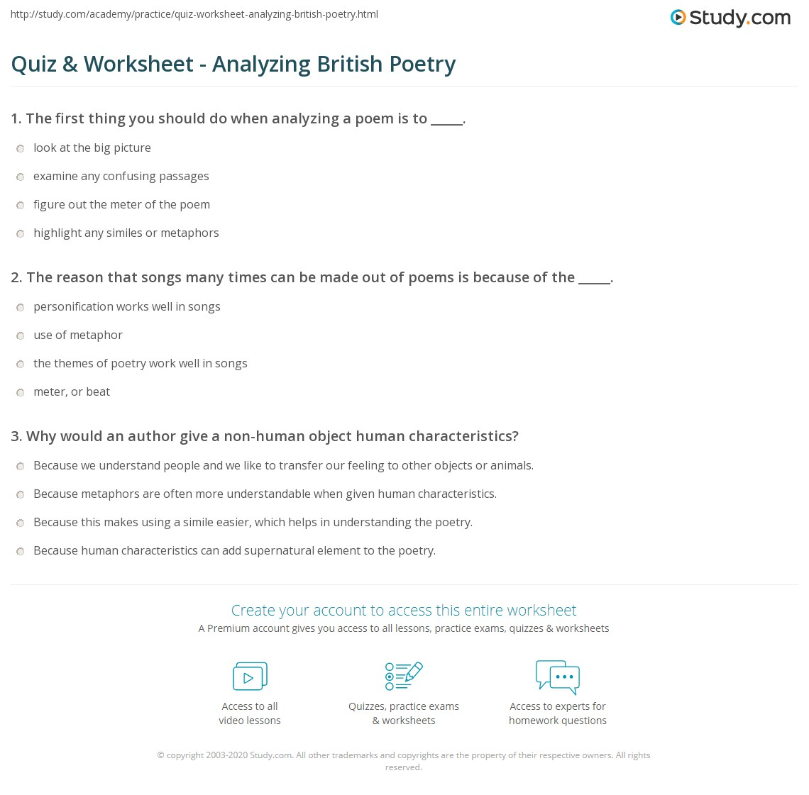 Printables Analyzing A Poem Worksheet analyzing a poem worksheet hypeelite