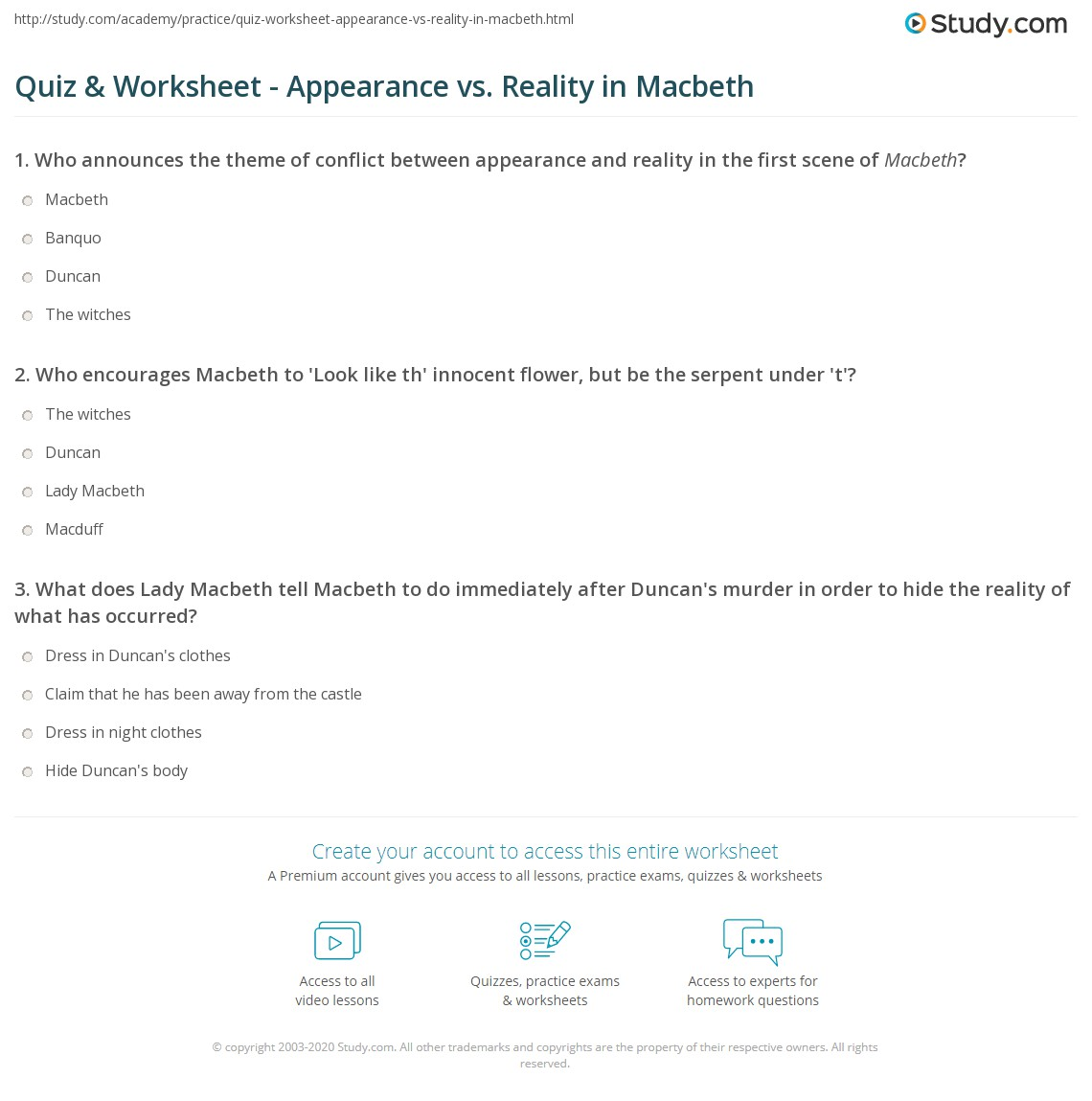 lady macbeth appearance vs reality essay 91 121 113 106 lady macbeth appearance vs reality essay
