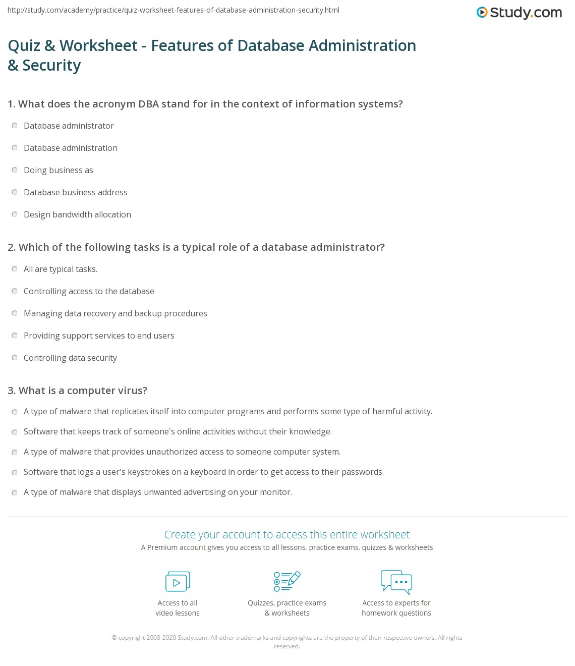 essay database security View essay - pt2520 week 5 ppp essay from database pt2520 at itt technical institute norwood campus, norwood oh database security sharon cadwell itt technical.