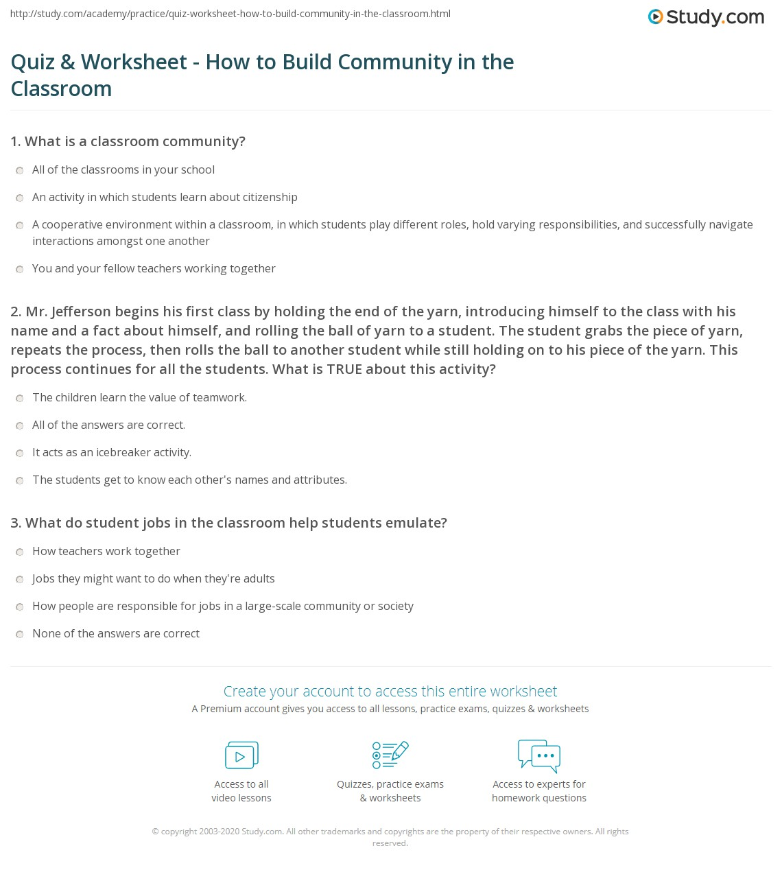 Worksheets Community Signs Worksheets worksheet community signs worksheets luizah and essay quiz how to build in the classroom study com print
