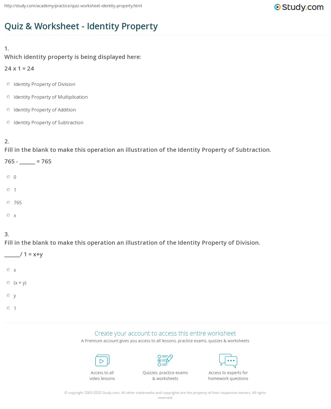 math worksheet : inverse property of addition and multiplication worksheets  : Properties Of Addition And Multiplication Worksheet