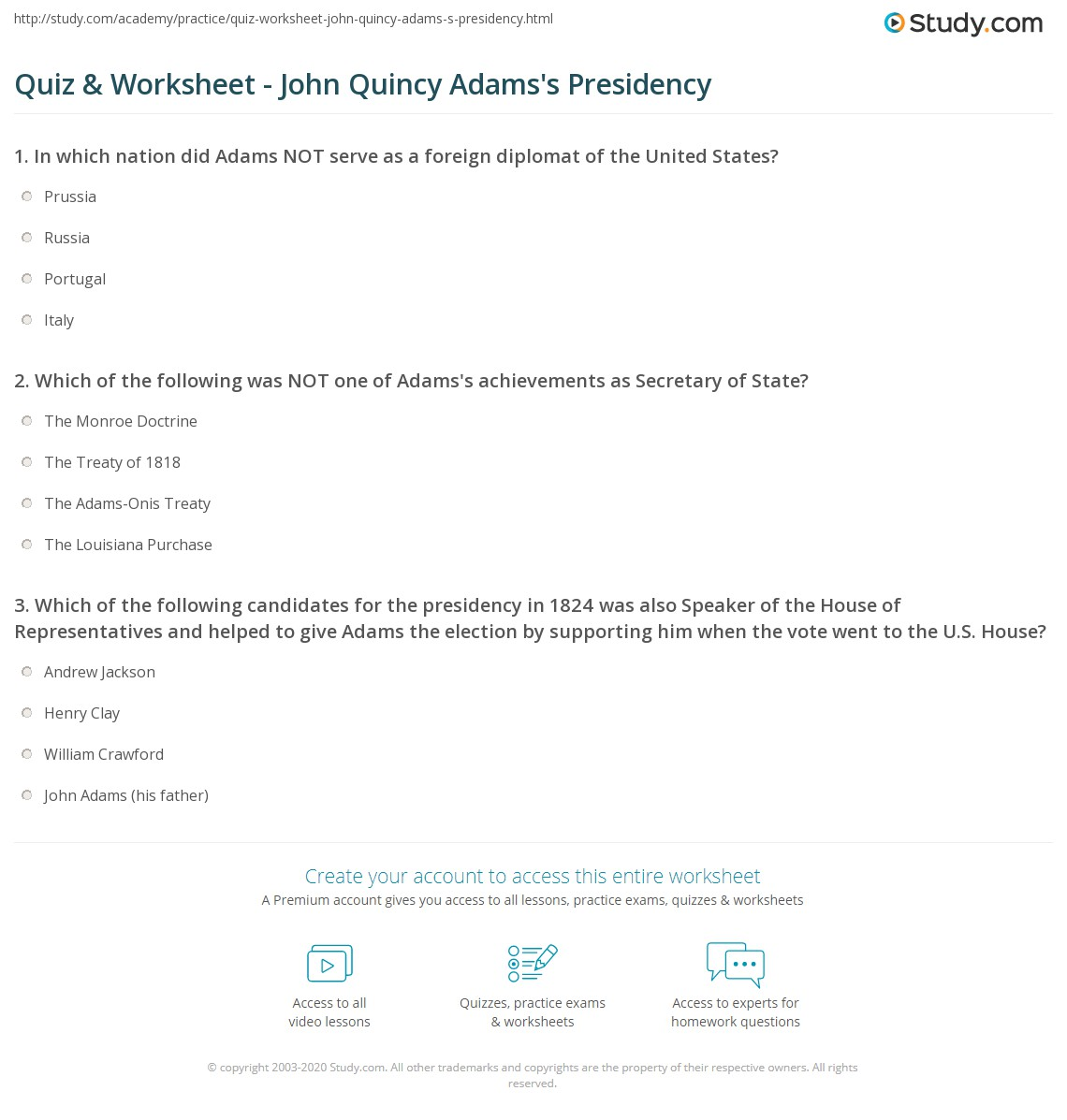 john quincy adams essay 11 july 1767: john quincy adams, second child of john and abigail adams,  8  june–27 july 1791: john quincy adams publishes the publicola essays in.