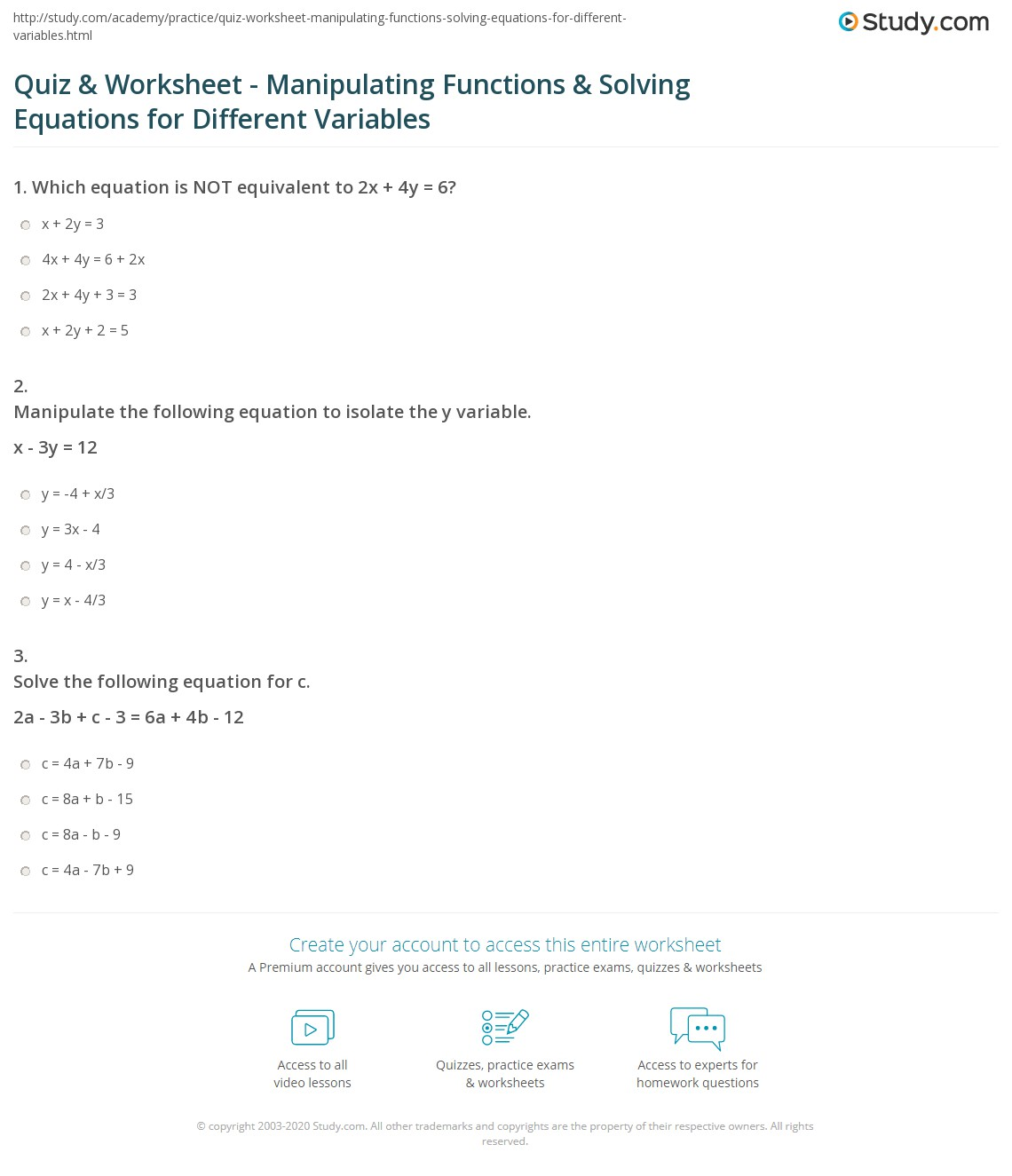Free Worksheet Equations With Variables On Both Sides Worksheets solving equations with variables on both sides worksheets delibertad worksheet rringband