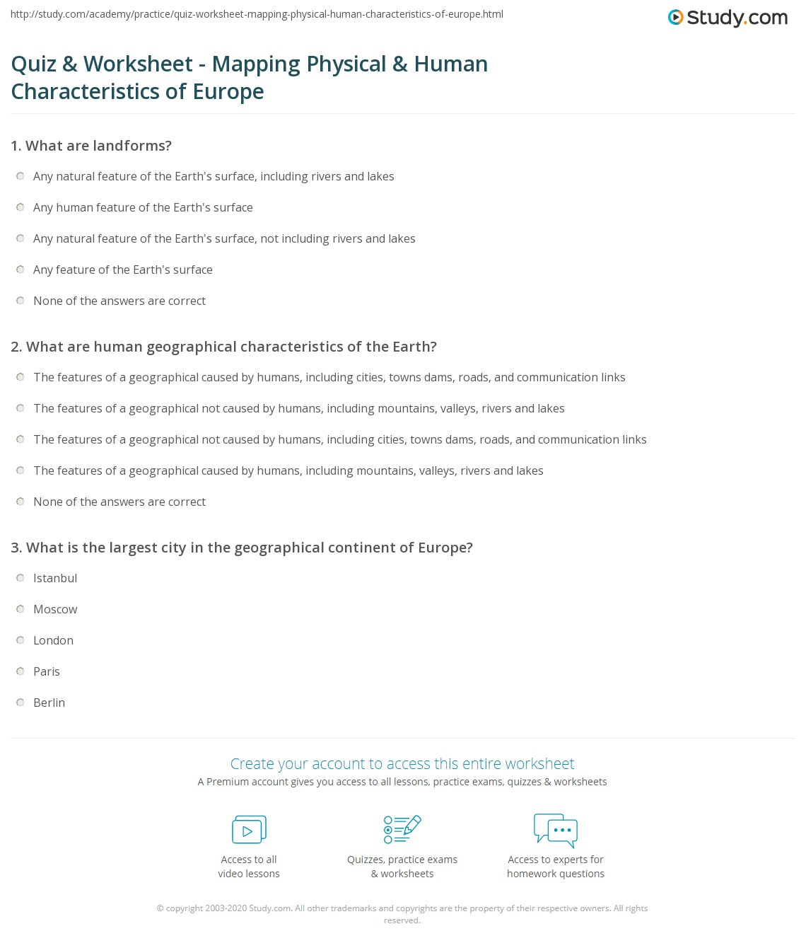 human characteristics Kid maps: reading and creating maps with human characteristics their own age living in england, children can see ways in which these human characteristics are.