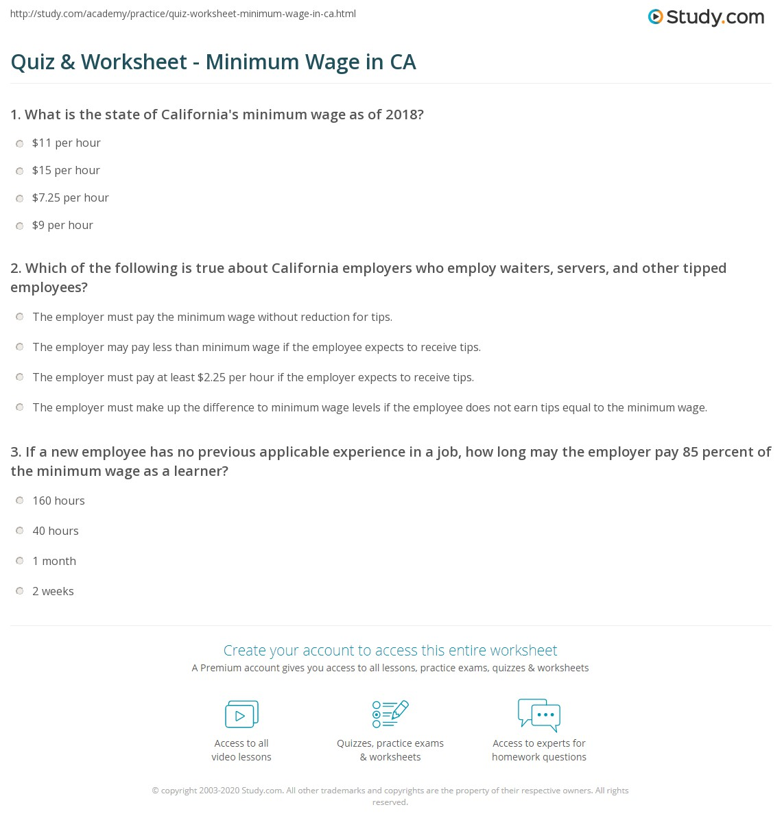 Garnishment Worksheet - Synhoff