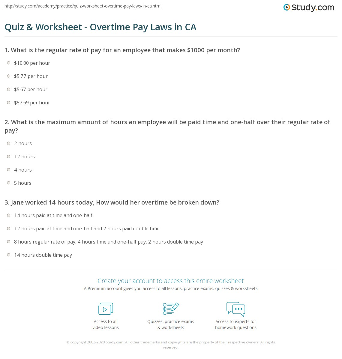 Worksheet Wage Garnishment Worksheet wage garnishment worksheet intrepidpath quiz overtime pay laws in ca study debt collection garnishment