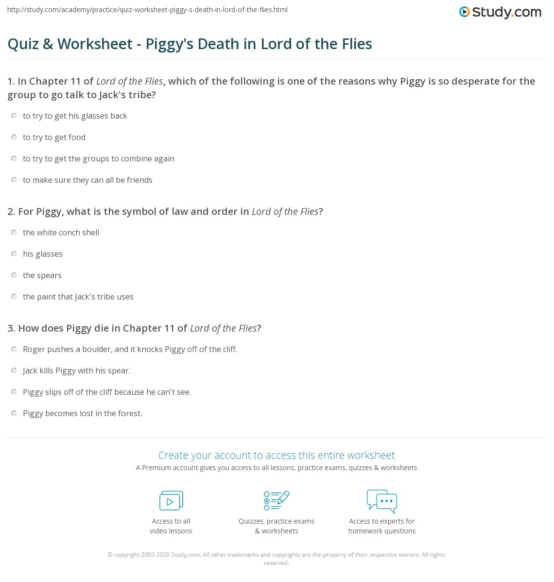 lord of the flies law and order essay a list of great topics for an essay on lord of the flies