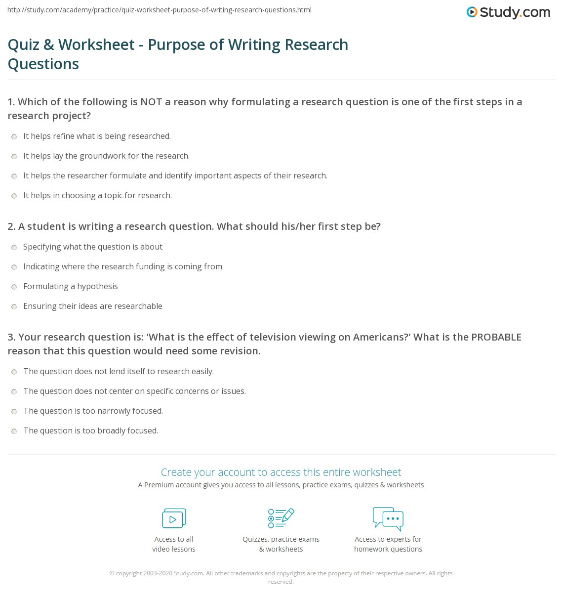 Printables Career Research Worksheet career research worksheet vintagegrn quiz purpose of writing questions study com