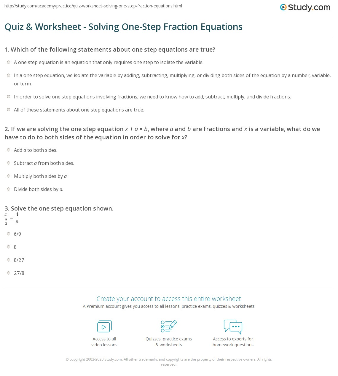 math worksheet : worksheets for one step equations with fractions  worksheets for  : Multiplying Fractions Worksheets Kuta