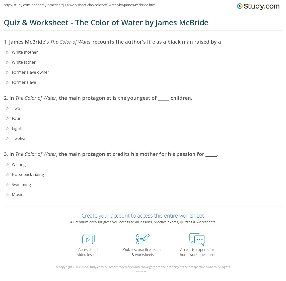 james mcbride the color of water essay essay the color of water james mcbride prezi